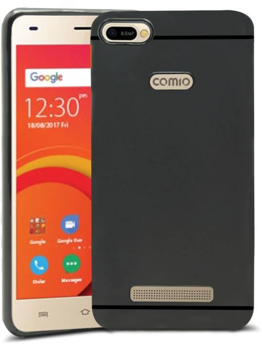 quality design cd4ab 8b79c GreyAce Back Cover for Comio C1 - GreyAce : Flipkart.com