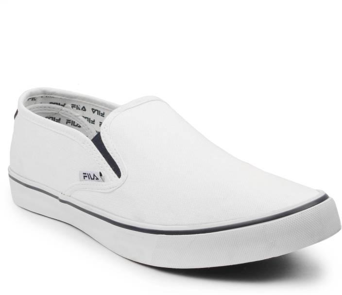 6aedf91e91b7 Fila Slip On Sneakers For Men - Buy Fila Slip On Sneakers For Men ...