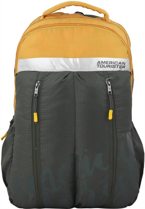 American Tourister Songo Plus 02 37 L Backpack Olive - Price in ... f08c519d4bfe5