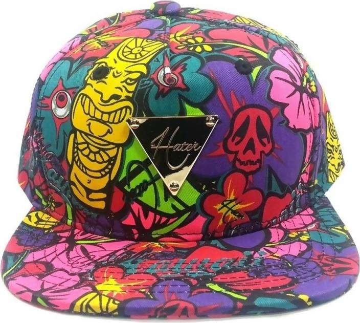 Hater Snapback Cap - Buy Hater Snapback Cap Online at Best Prices in India   fd6d9f1901e