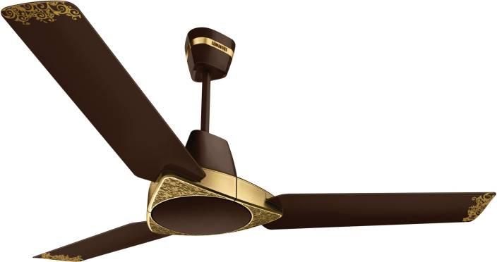 Luminous 1200mm Jaipur Bandhej 3 Blade Ceiling Fan Price