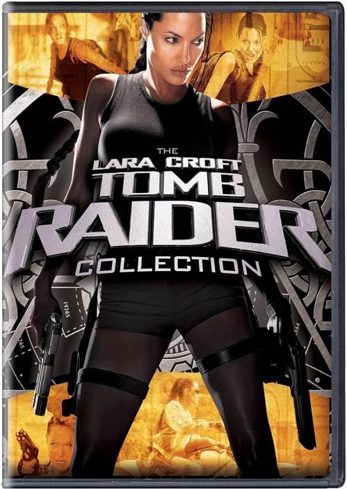 The Lara Croft Tomb Raider 2 Movies Collection Tomb