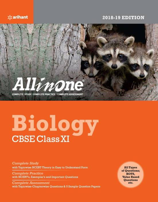 All in One Biology Cbse Class 11th: Buy All in One Biology