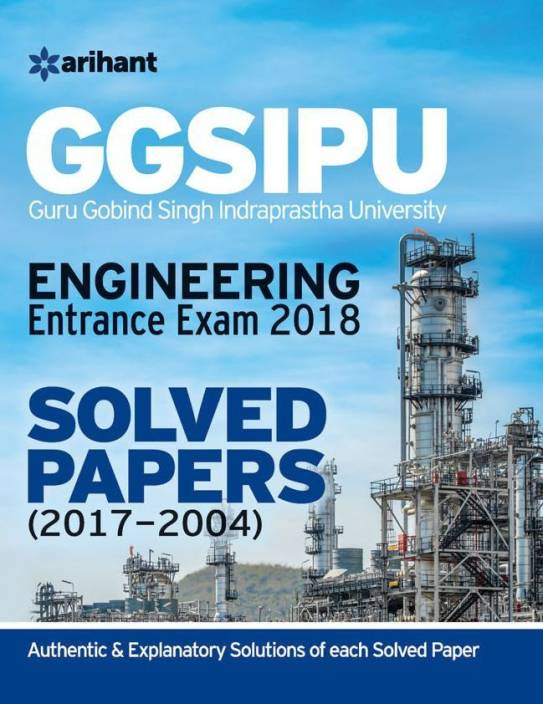 GGSIPU Engineering Solved Papers 2018