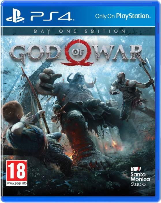 بازی God of War رکورد فروش بازی ها در تاریخ پلی استیشن 4 را شکست