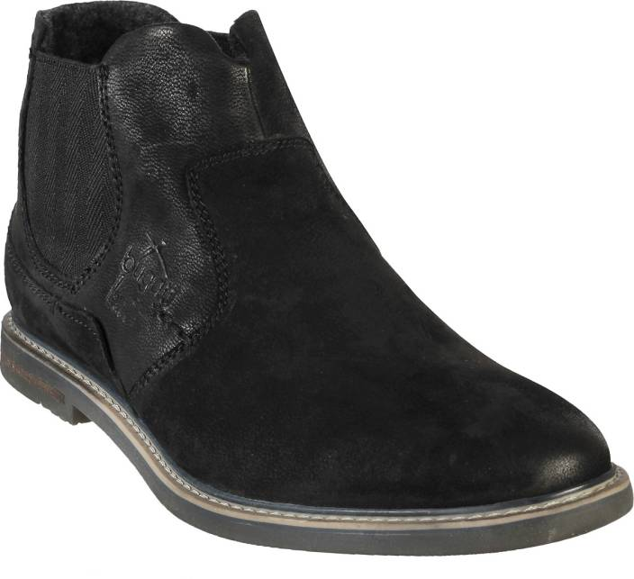 78dc9a25c41 Bugatti Boots For Men - Buy Bugatti Boots For Men Online at Best ...