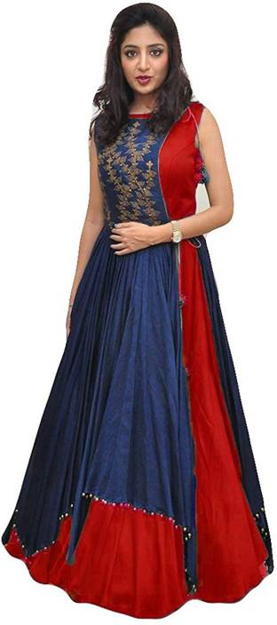 bd823fae879c Smart Products Anarkali Gown Price in India - Buy Smart Products ...