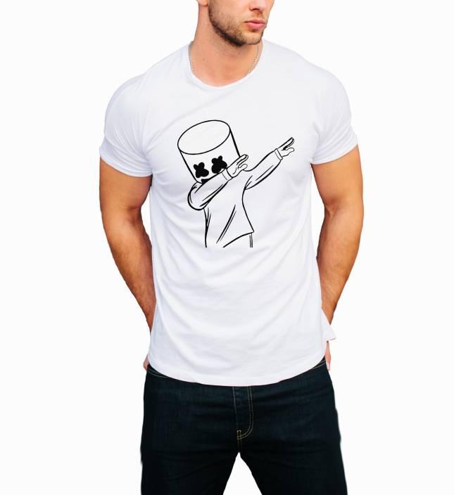 d0be12ac Bro Factor Graphic Print Men's Round Neck White T-Shirt - Buy Bro Factor  Graphic Print Men's Round Neck White T-Shirt Online at Best Prices in India  ...
