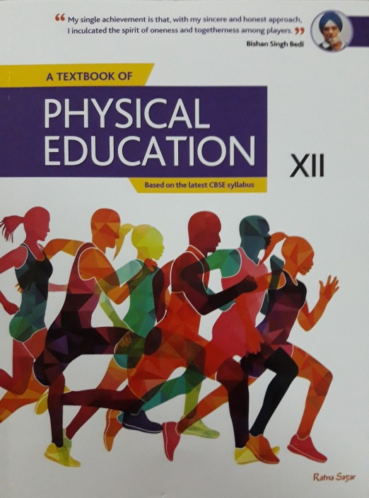 Physical Education Book For Class 12 Ncert