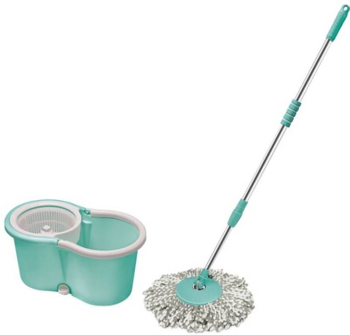 Spotzero By Milton Smart Spin Mop Set Price in India - Buy Spotzero By Milton Smart Spin Mop Set online at Flipkart.com