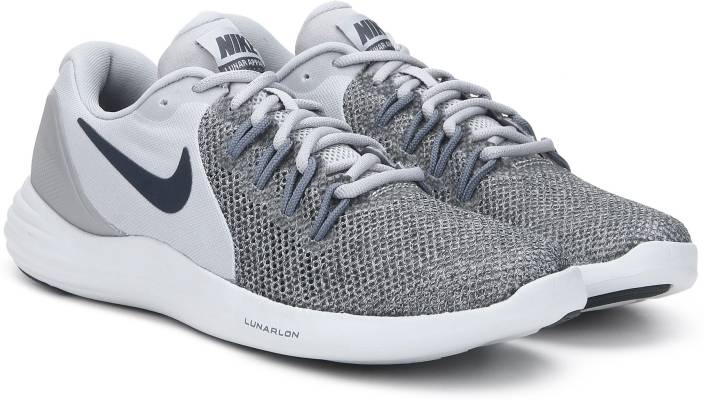 ffe98f5d63cc Nike LUNAR APPARENT Running Shoes For Men - Buy WOLF GREY THUNDER ...