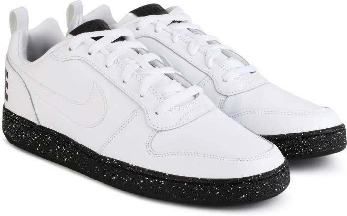 newest 95ca6 25be3 Nike COURT BOROUGH LOW SE Sneakers For Men (White)