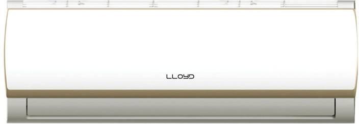 Lloyd 1.5 Ton 3 Star BEE Rating 2017 Split AC  - White