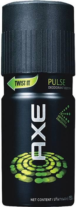 AXE Pulse Deodorant Spray  -  For Men