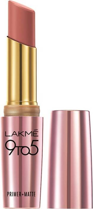 c310dd885c Lakme 9 to 5 Primer Plus Matte Lip Color - Price in India, Buy Lakme ...