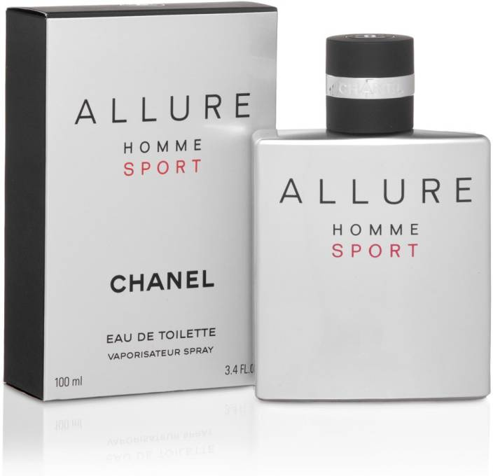 Buy Chanel Allure Homme Sport EDT - 100 ml Online In India ... 866a9c25704