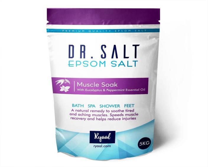 Health & Beauty 100% Pure Natural Magnesium Sulphate Epsom Salts Bath Soak Un Scented Spa Salt Moderate Price Aromatherapy