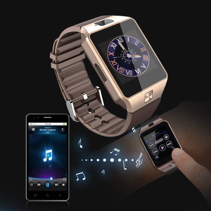 ewell Galaxy J7 (2017) Compatible Smart Watch For Men 4g Phones  Compatibility Original Smartwatch Wristwatch Mobile with Camera & SIM Card  Support New