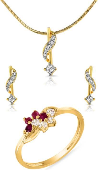 Mahi Brass, Alloy Jewel Set