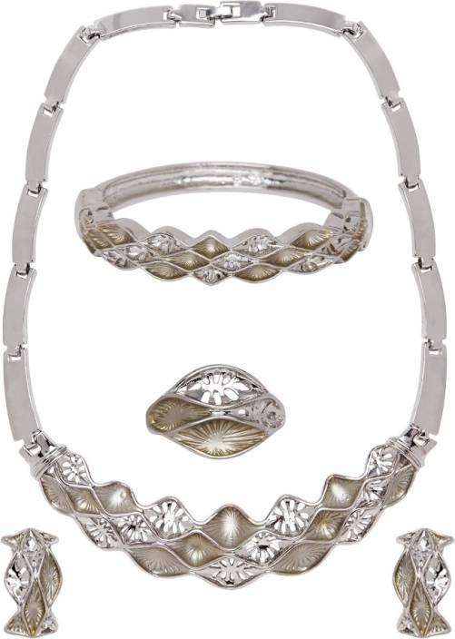 Diana Korr Alloy Jewel Set