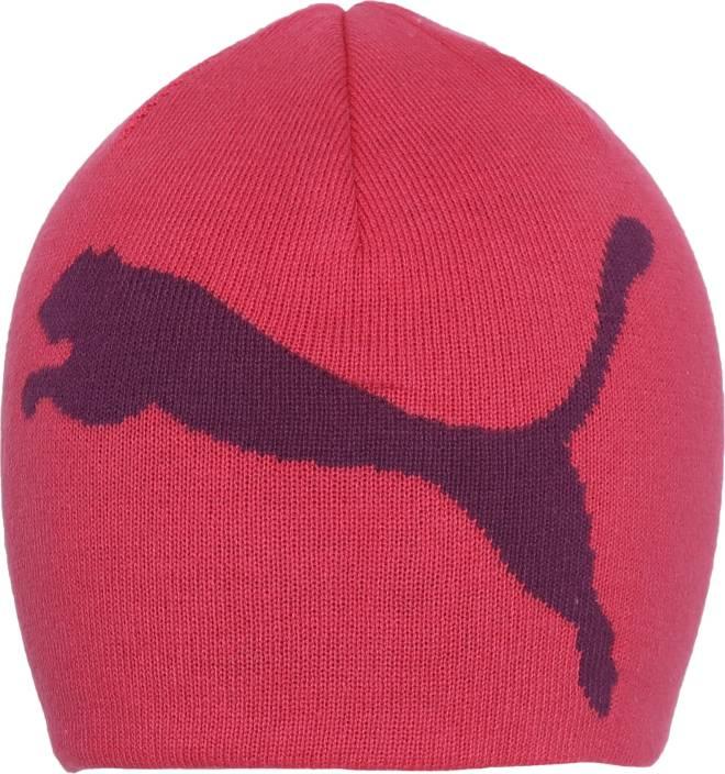 Puma Printed Beanie Cap - Buy Puma Printed Beanie Cap Online at Best Prices  in India  a28d8bb10d1