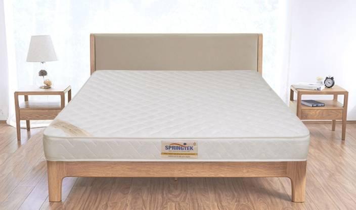 Springtek Dual Comfort Orthopaedic 5 inch Queen PU Foam Mattress