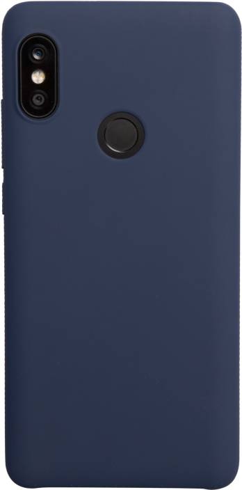 Xiaomi Back Cover for Mi Redmi Note 5 Pro (Blue, Shock Proof)