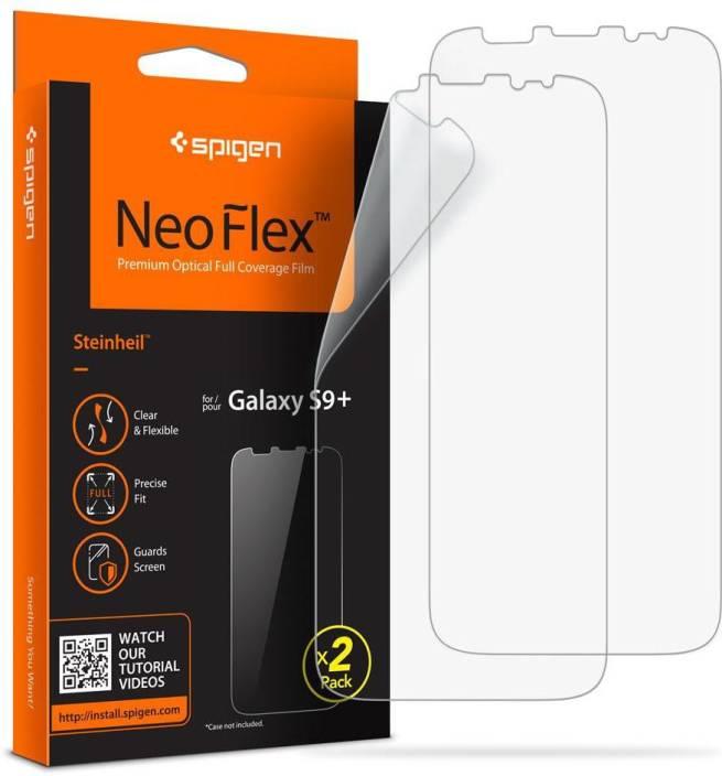 18e19e9af1c238 Spigen Screen Guard for Samsung Galaxy S9 Plus - Spigen   Flipkart.com