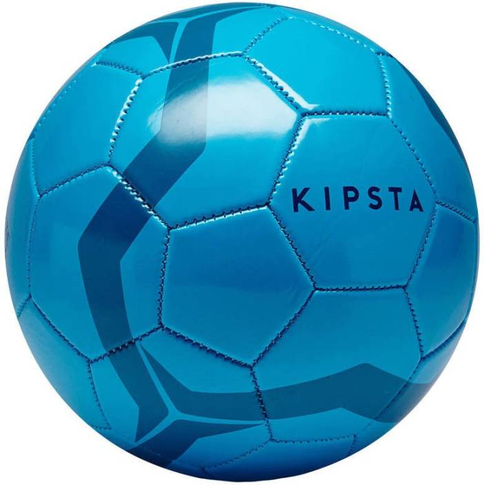 487a743a275ca KIPSTA by Decathlon FIRST KICK FOOTBALL SIZE 3 Football - Size: 3 (Pack of  1, Blue)