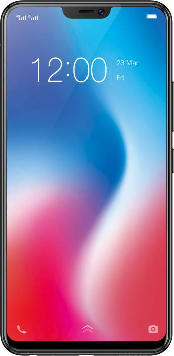 VIVO V9 (Pearl Black, 64 GB)