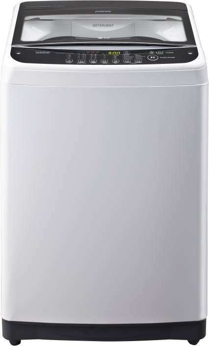 LG 6.5 kg Fully Automatic Top Load Washing Machine White (T7581NEDLZ)