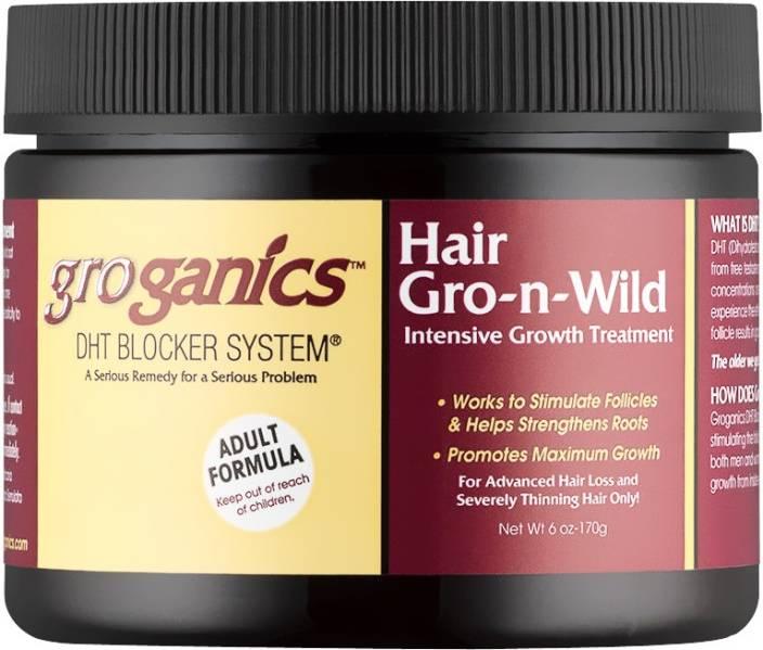 Groganics DHT Blocker - Price in India, Buy Groganics DHT