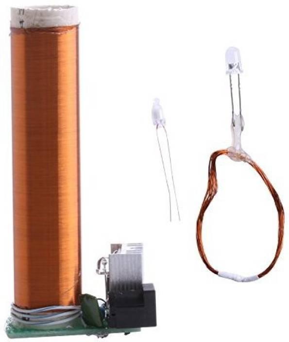 Generic Kocome Dc 12V Tesla Coil Kit Arc Test Wireless Electric