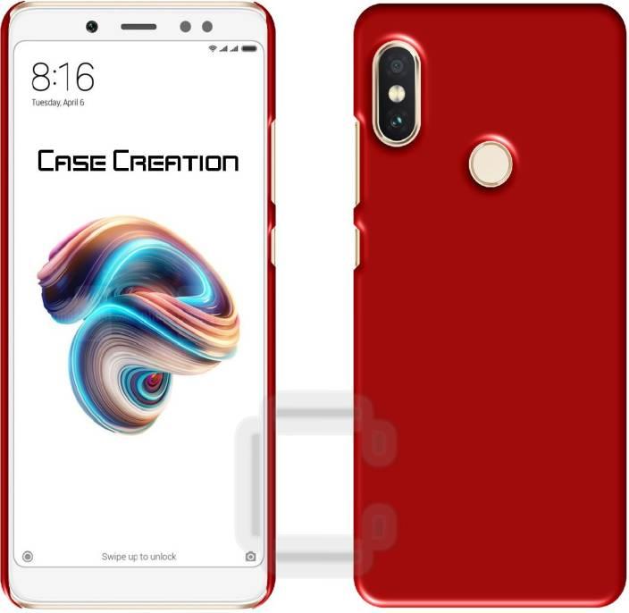 b34c57802 Case Creation Back Cover for Mi Redmi Note 5 Pro - Case Creation ...