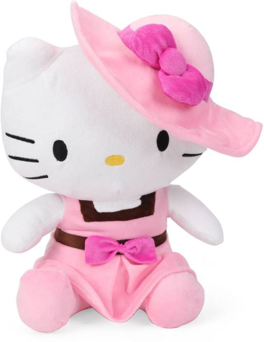d59cdd67e Hello Kitty in Pink Dress & Hat - 35 cm - in Pink Dress & Hat . Buy ...