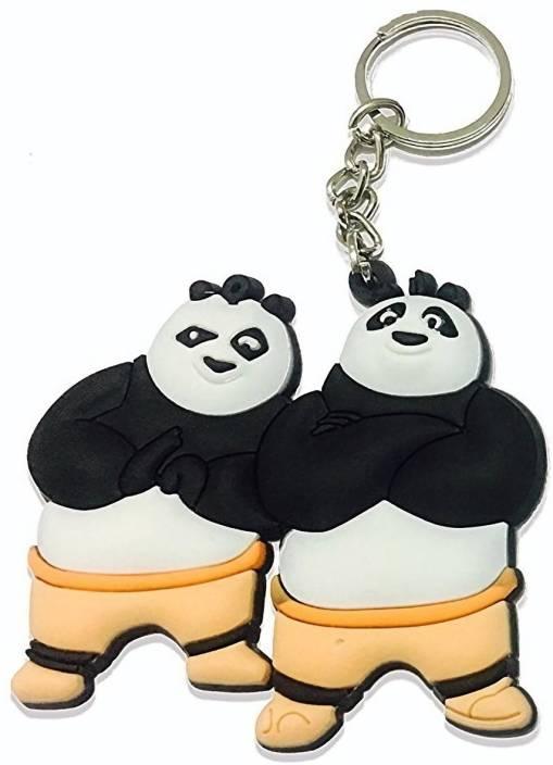 Gct Single Sided Kung Fu Panda Brothers Friends Animal Cartoon Movie