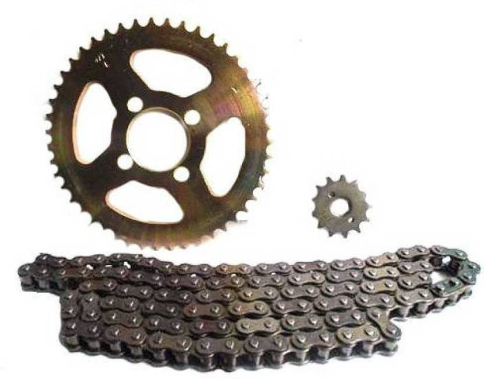 magsons APACHE NEW/RTR160CC 44 Teeth Sprocket Price in India