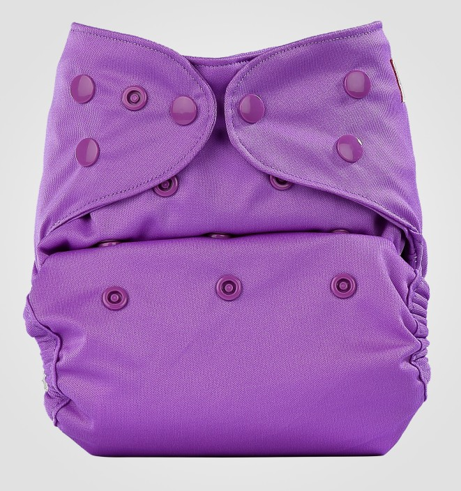 Purple // Green // Red New Baby Roots Diaper Covers