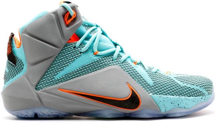 new products 0c57d 6b74e Nike Footwear Lebron 12