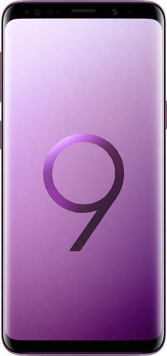 Samsung Galaxy S9 (Lilac Purple, 128 GB)
