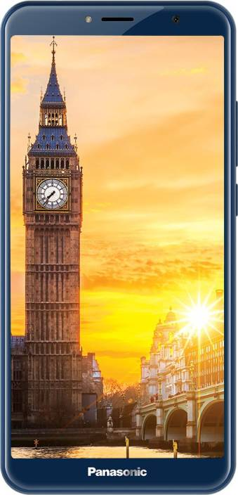Panasonic Eluga Ray 550 (Blue, 32 GB) (3 GB RAM)