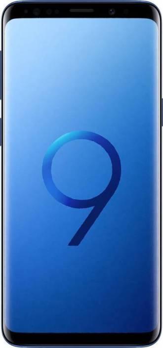 on sale 05941 14071 Samsung Galaxy S9 Plus (Coral Blue, 128 GB)