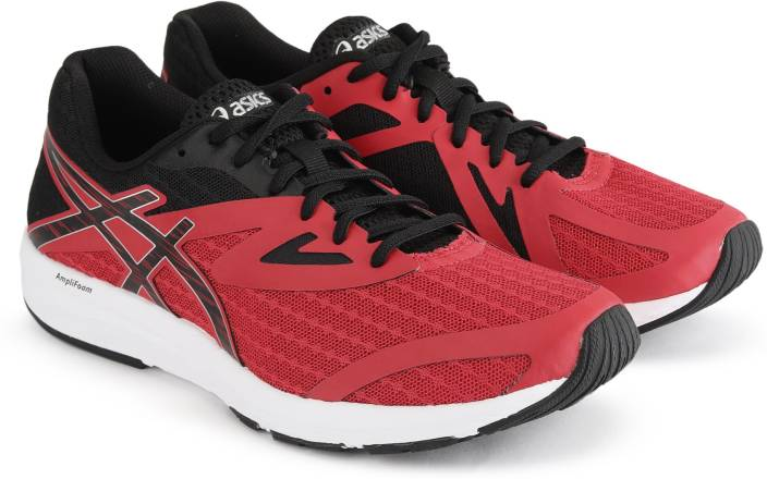 0615238e88 Asics PACIFICA Running Shoes For Men - Buy CLASSIC RED/BLACK/SILVER ...