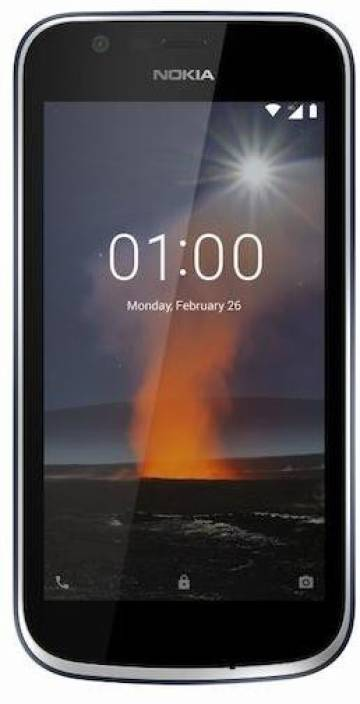 Nokia 1 (Dark Blue, 8 GB)