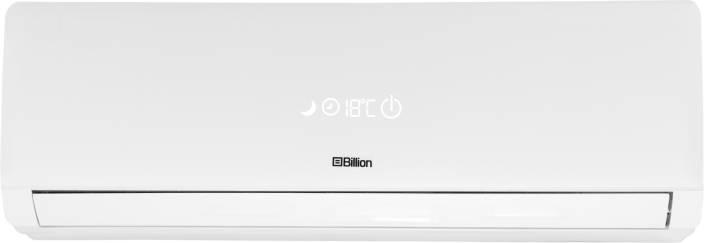 Billion 1.5 Ton 3 Star BEE Rating 2018 Split AC  - White