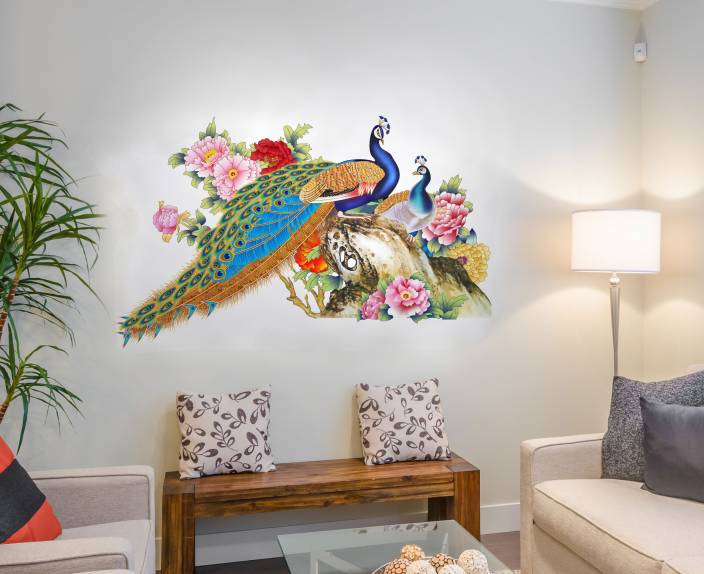 newway decals medium wall sticker sticker price in india - buy