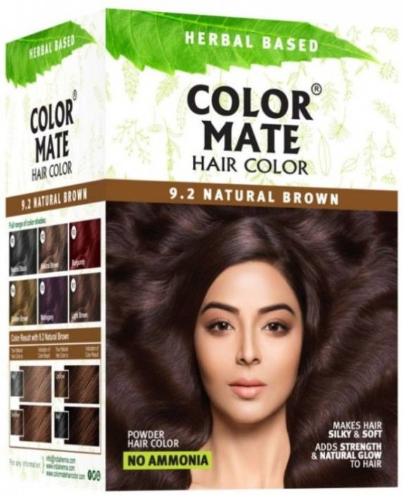 109dcb3c8a4baf Color Mate Herbal Based Hair Color