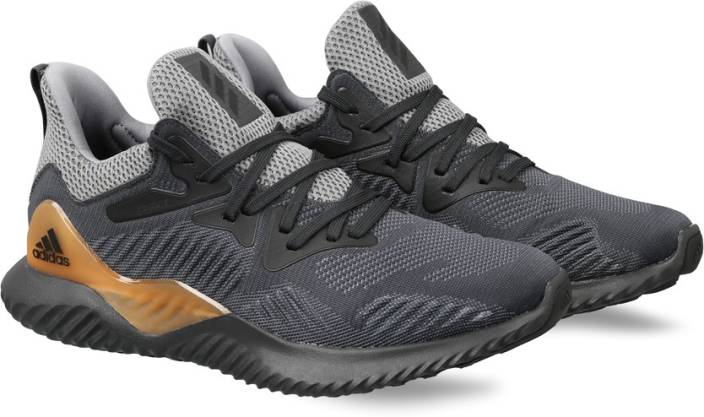 more photos a2374 9c299 ADIDAS ALPHABOUNCE BEYOND M Running Shoes For Men (Grey)