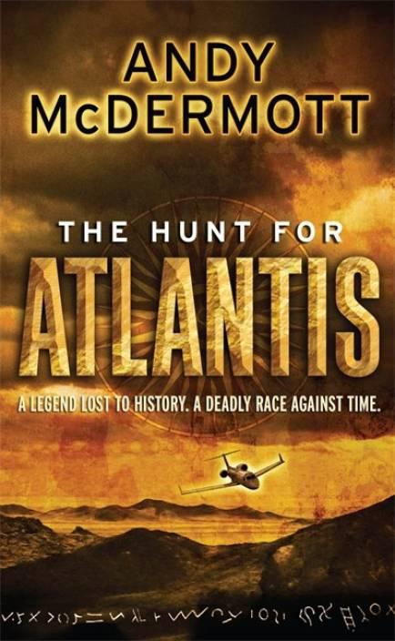 The Hunt For Atlantis (Wilde/Chase 1)