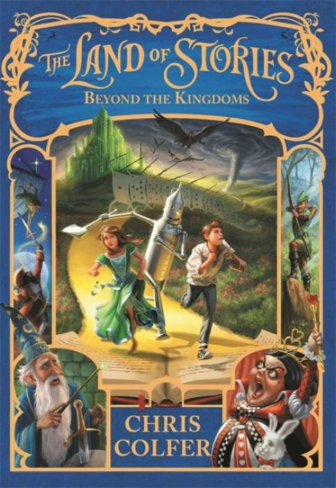 The Land of Stories - Beyond the Kingdoms